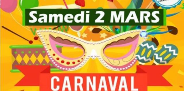 carnaval vorey